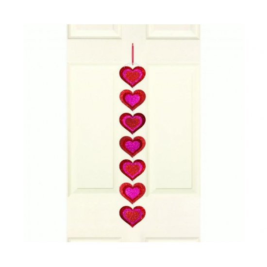 Long Sign Valentine Glitter