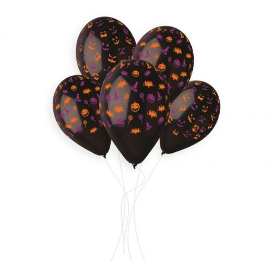 Μπαλόνια Halloween Neon 13″