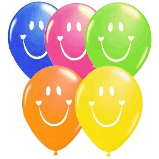 Μπαλόνι τυπωμένο Smile face