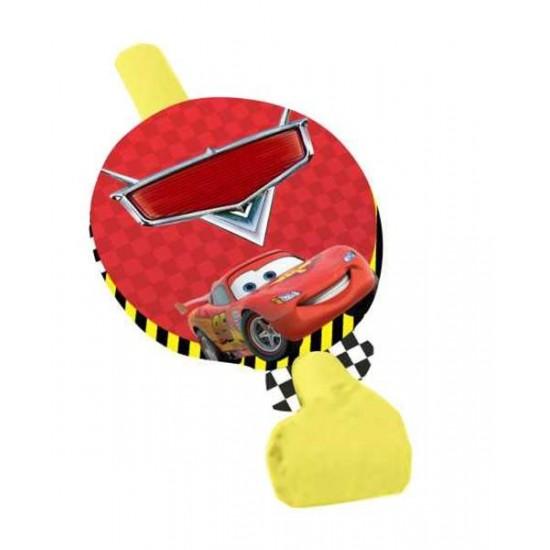 Blowouts Cars Disney χάρτινα (8 τεμ.)