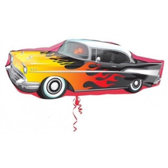 Μπαλόνι 50s Rockin' Car