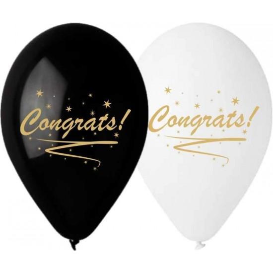 Μπαλόνι τυπωμένο Congrats!