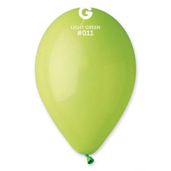 12'' Λαχανί λάτεξ μπαλόνι