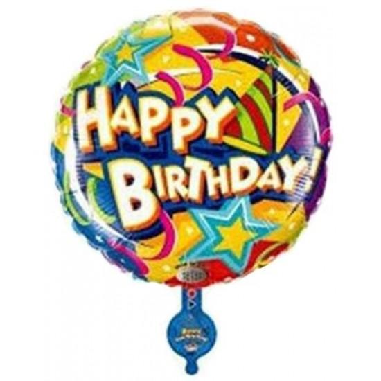 Μπαλόνι για γενέθλια 'Happy Birthday' που ηχογραφεί μήνυμα