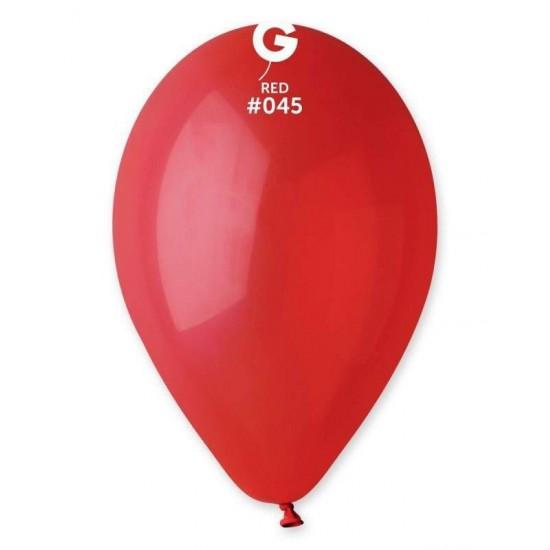 12'' Κόκκινο λάτεξ μπαλόνι
