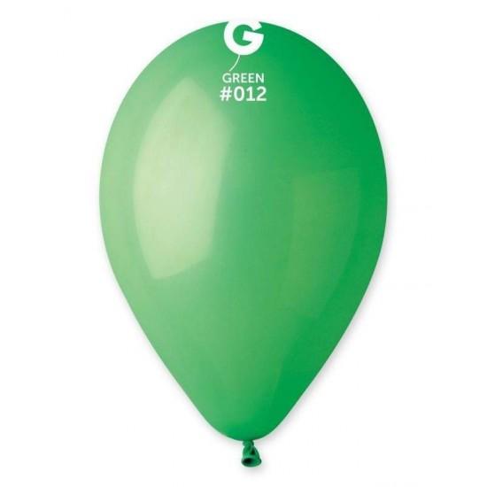 12'' Πράσινο λάτεξ μπαλόνι