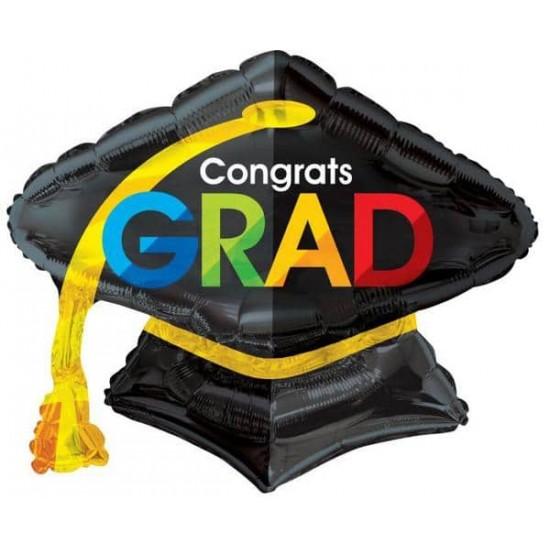 Μπαλόνι Καπέλο Αποφοίτησης