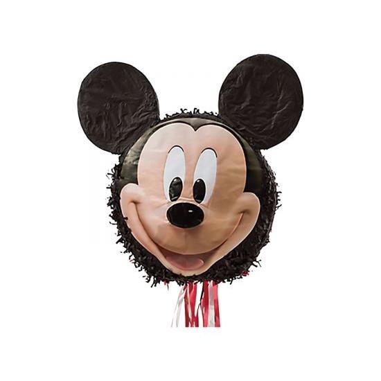 Pull Pinata Mickey Mouse
