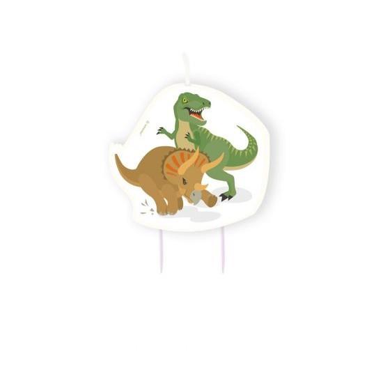 Κερί Happy Dinosaur