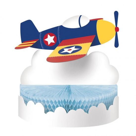 """Centerpiece """"Lil'Flyer Airplane"""""""