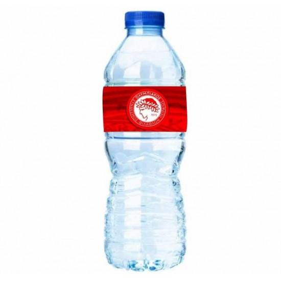 Ετικέτες για μπουκάλια νερού Ολυμπιακός (8 τεμ)