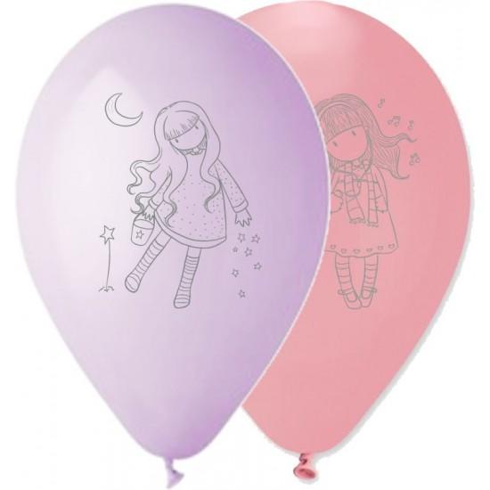 13″ Μπαλόνι τυπωμένο Gorjuss Santoro